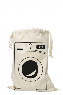 <img class='new_mark_img1' src='//img.shop-pro.jp/img/new/icons1.gif' style='border:none;display:inline;margin:0px;padding:0px;width:auto;' />TELLKIDDO テルキッド Washing Machine fabric bag ウォッシングマシーン布製収納袋