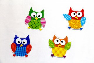Owl Bulletin Board Cutouts 2