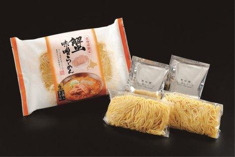 森住製麺特製 蟹味噌らーめん