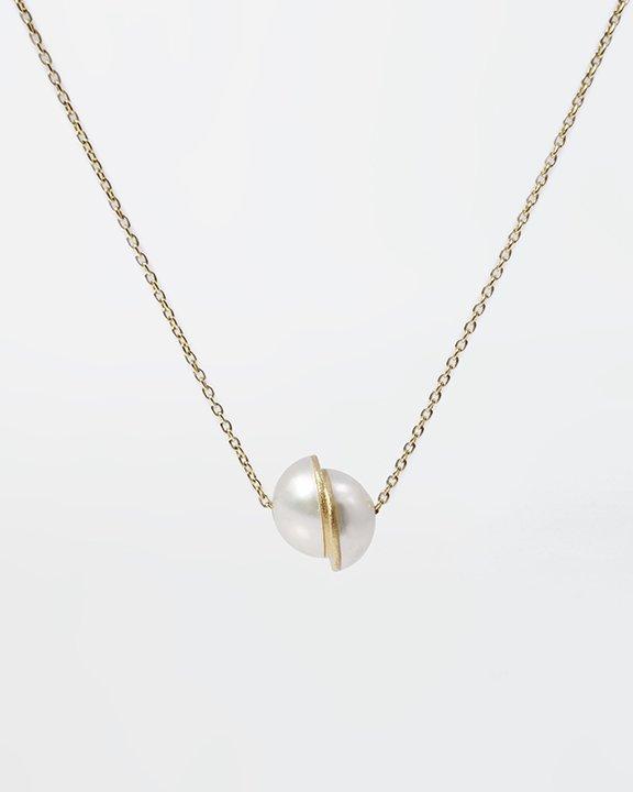 DIVIDE slide + 1mm necklace