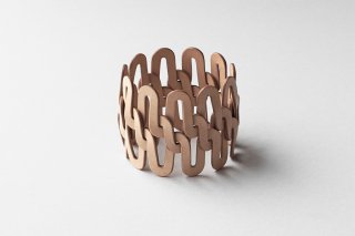 net 3 THIN LINES bangle