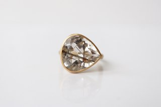 『LIMITED PIECE COLLECTION』Rutile Quartz Ring