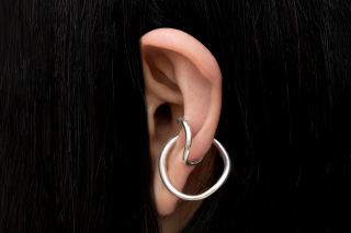 DISTORCERE  Ear Cuff