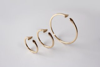 Gossamer Collection Ear Cuff size:M