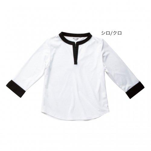 2WAYプルTシャツ レディース