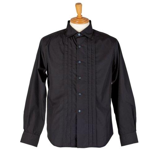 ピンタック3シャツ メンズ