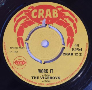 THE VICEROYS - WORK IT