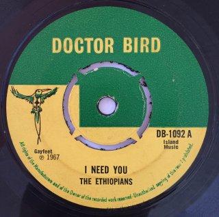 ETHIOPIANS - I NEED YOU