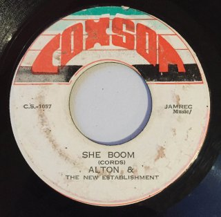 ALTON ELLIS - SHE BOOM