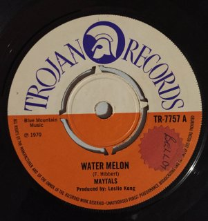 MAYTALS - WATER MELON