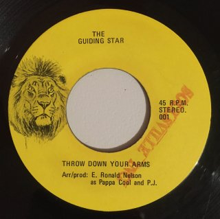 THE GUIDING STAR - THROW DOWN YOUR ARMS
