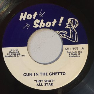 AUGUSTUS PABLO & RANDY'S ALL STARS - GUNS IN THE GHETTO
