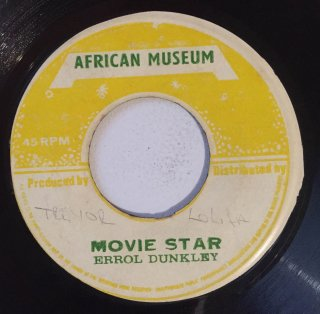 ERROL DUNKLEY - MOVIE STAR