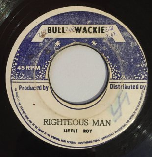 LITTLE ROY - RIGHTEOUS MAN<img class='new_mark_img2' src='//img.shop-pro.jp/img/new/icons25.gif' style='border:none;display:inline;margin:0px;padding:0px;width:auto;' />