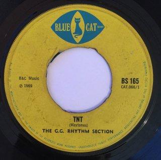 THE GG RHYTHM SECTION - TNT