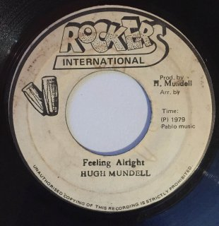 HUGH MUNDELL - FEELING ALRIGHT