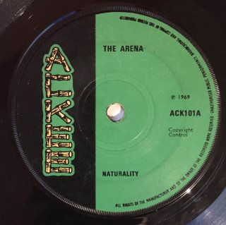 NATURALITY - THE ARENA