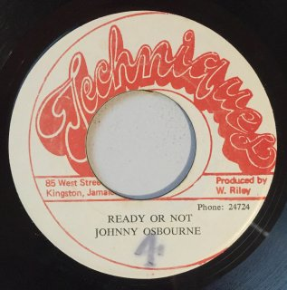 JOHNNY OSBOURNE - READY OR NOT<img class='new_mark_img2' src='https://img.shop-pro.jp/img/new/icons25.gif' style='border:none;display:inline;margin:0px;padding:0px;width:auto;' />