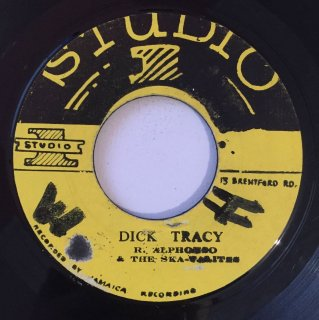 ROLAND ALPHONSO & SKATALITES - DICK TRACY<img class='new_mark_img2' src='//img.shop-pro.jp/img/new/icons25.gif' style='border:none;display:inline;margin:0px;padding:0px;width:auto;' />
