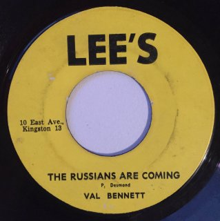 VAL BENNETT - THE RUSSIANS ARE COMING