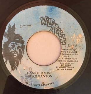BURO BANTON - GANGSTER MINE