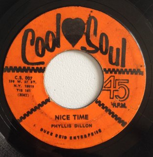 PHILLIS DILLON - NICE TIME