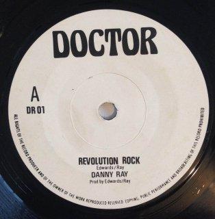 DANNY RAY - REVOLUTION ROCK