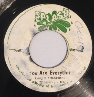 LLOYD CHARMERS & HORTENSE ELLIS - YOU ARE EVERYTHING