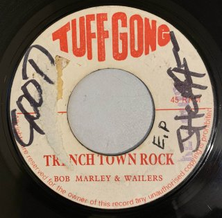 BOB MARLEY - TRENCH TOWN ROCK