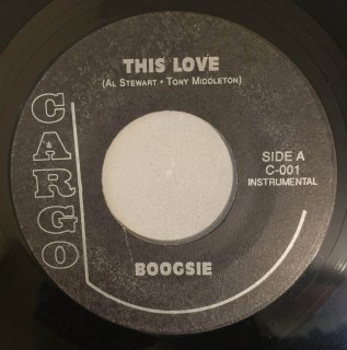 BOOGSIE - THIS LOVE