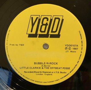 LITTLE CLARKIE & THE OFFBEAT POSSE - BUBBLE-N-ROCK