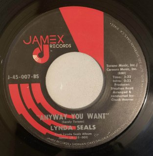 LYNDA SEALS - ANYWAY YOU WANT