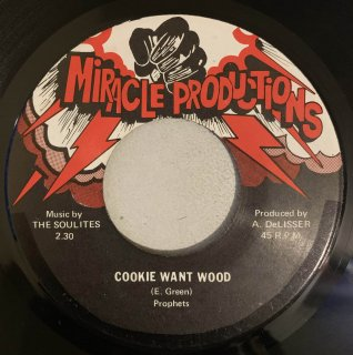 PROPHETS - COOKIE WANT WOOD