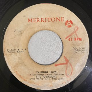 PARAGONS - TALKING LOVE