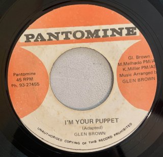 GLEN BROWN & LLOYD PARKS - I'M YOUR PUPPET