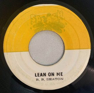 BB SEATON - LEAN ON ME