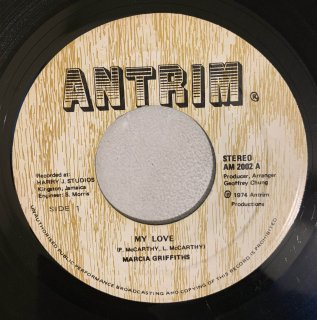 MARCIA GRIFFITHS - MY LOVE