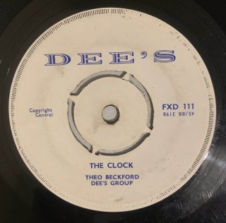THEO BECKFORD - THE CLOCK