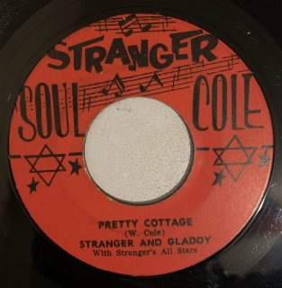 STRANGER AND GLADDY - PRETTY COTTAGE