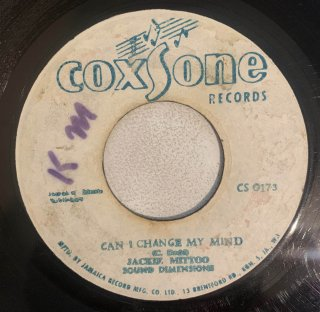 JACKIE MITTOO - CAN I CHANGE MY MIND