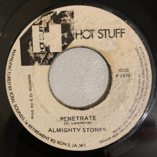 ALMIGHTY STONES - PENETRATE