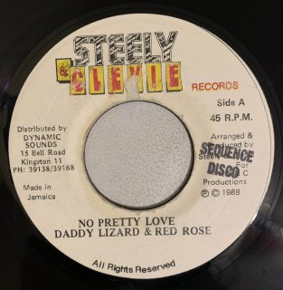 DADDY LIZARD & RED ROSE - NO PRETTY LOVE