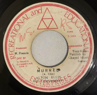 ALTON ELLIS - MURREL