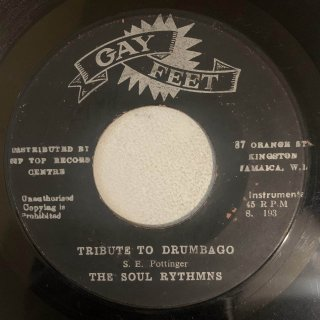 SOUL RHYTHMS - TRIBUTE TO DRUMBAGO