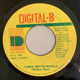 CHICKEN CHEST - LABBA MOUTH WOMAN