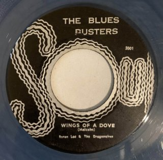 BLUE BUSTERS - WINGS OF A DOVE