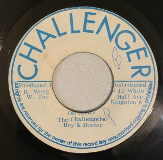 CHALLENGERS - OH BABY