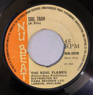ALTON ELLIS - SOUL TRAIN