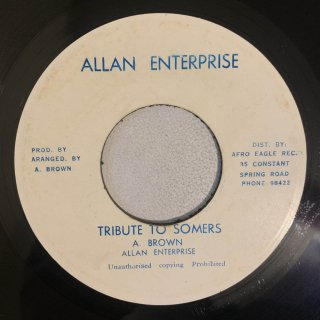 ALLAN ENTERPRISE - TRIBUTE TO SOMERS