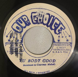 BEENIE MAN & COURTNEY MELODY - YU BODY GOOD